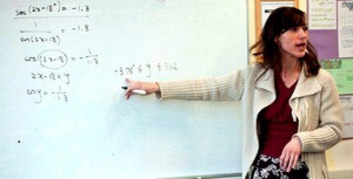 profesor de matematicas busca trabajo 688x350 - Tabla de multiplicación - La técnica simple de las matemáticas védicas ayuda a recordarla fácilmente