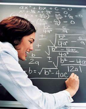 profesor de matematicas universidad - Tipos de centros de matrícula de matemáticas